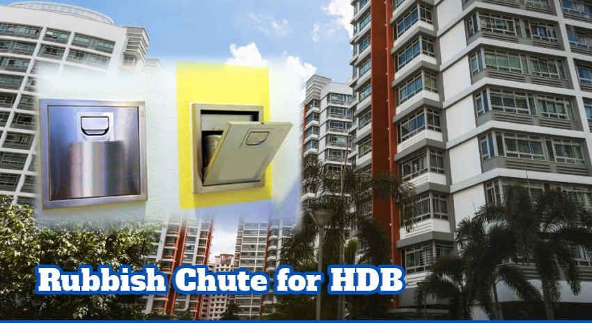 rubbish chute for hdb